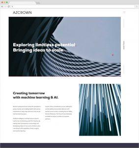 AZ Crown Investments SEO Web Development