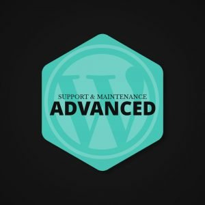 Wordpress Support & Maintenance Plan (Advanced)
