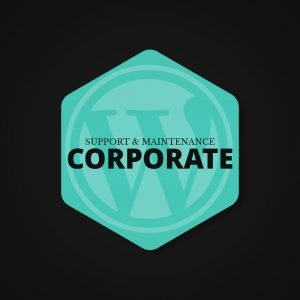 Wordpress Support & Maintenance Plan (Corporate)